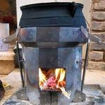 Darfur stove, efficient stoves in sudan