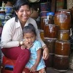 New Laos stove project - saving CO2 in Cambodia