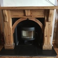 Panoramic FX2 stove