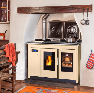 Traditional Smart 120 wood pellet Cooker