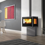 Carbel RA-85 Plus Stove on pedestal