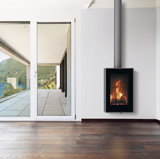 Carbel Vision wall hung stove