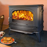 Dru 78 CB woodburning stove