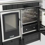 Klover Altea 110 stove oven door
