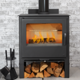 Mendip Loxton 10 Mk4 with log store