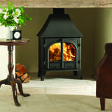 Stovax Stockton 8 two door flat top stove