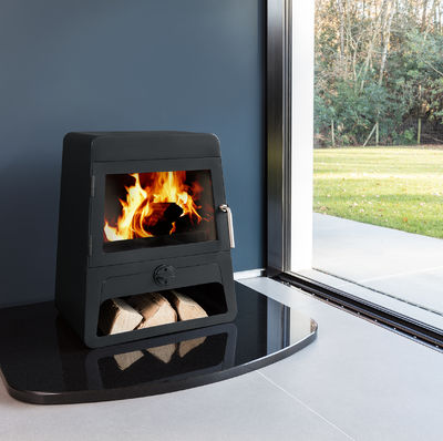 Bollente woodburning stove