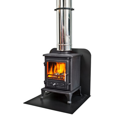 Camping Hearth for stoves in tents and yurts
