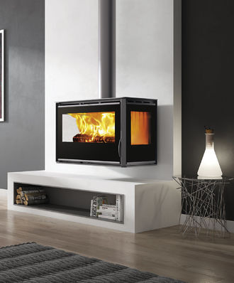 Carbel RA-85 Plus wall hung stove