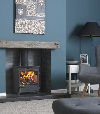 Charlton and Jenrick Go Eco Plus 5kW Wide Stove