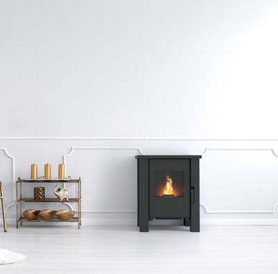 Duroflame Carre Pellet Stove
