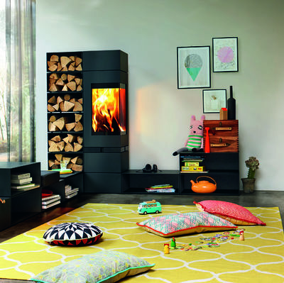 Skantherm Elements Stove