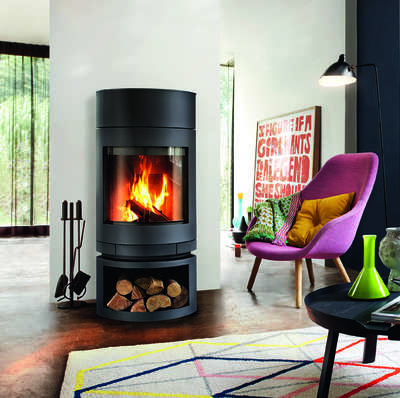 Skantherm Emotion S Stove
