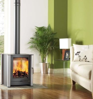 Firebelly FB1 double sided stove