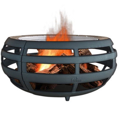 MiFires Grill Pit