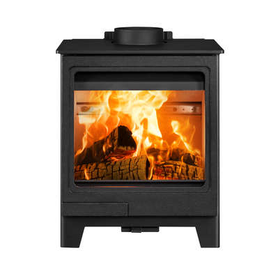 Hunter Herald Allure 04 stove front