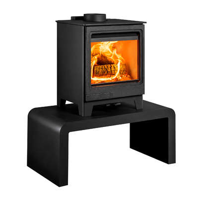 Hunter Herald Allure 04 stove on bench