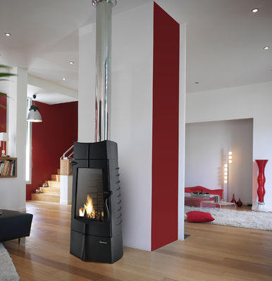 Invicta Chamane woodburning stove