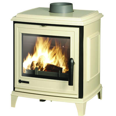 Invicta Sedan S stove Ivory