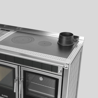 Klover Altea 110 stove top view