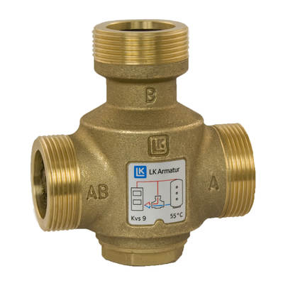 LK 823 Load valve male thread