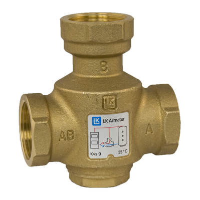 LK 823 Load valve female thread