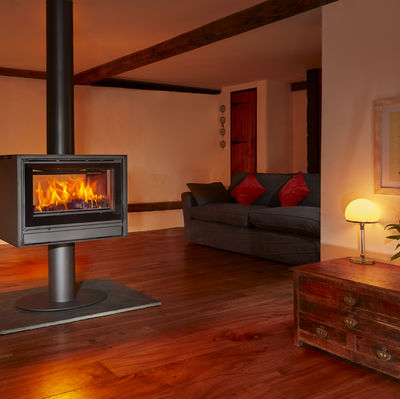 Opus Tempo 80 DS stove