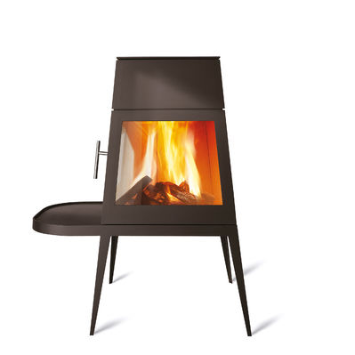 Skantherm Shaker Stove cutout on white