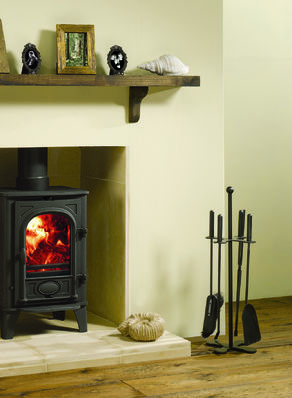 Stockton 4 multifuel stove