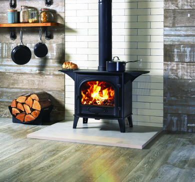 Stovax Stockton 8 woodburning cook stove