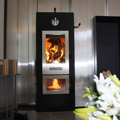 Walltherm Zebru Air stove