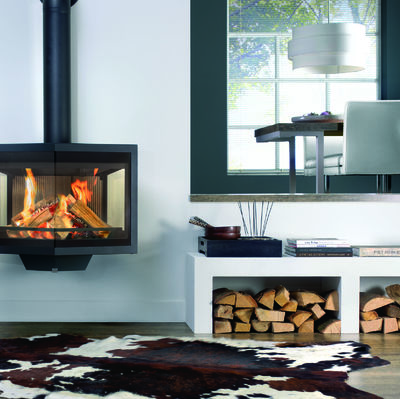 Wanders Black Diamond stove