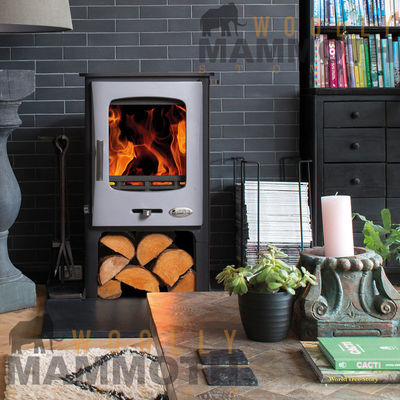 Woolly Mammoth 5 Stove in Grey