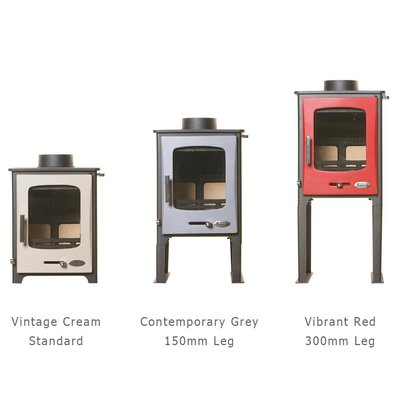Woolly Mammoth 5 Stove colours