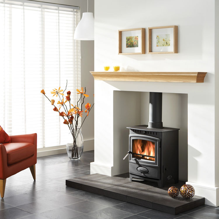 Click to read more about the Aarrow Ecoburn Plus stoves