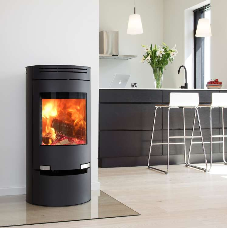 Click to read more about the Aduro 1-1 Woodburning Stove