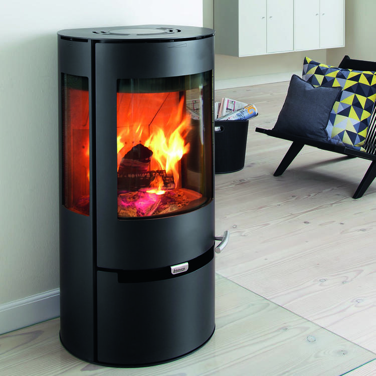 Click to read more about the Aduro 9 Air Woodburning Stove