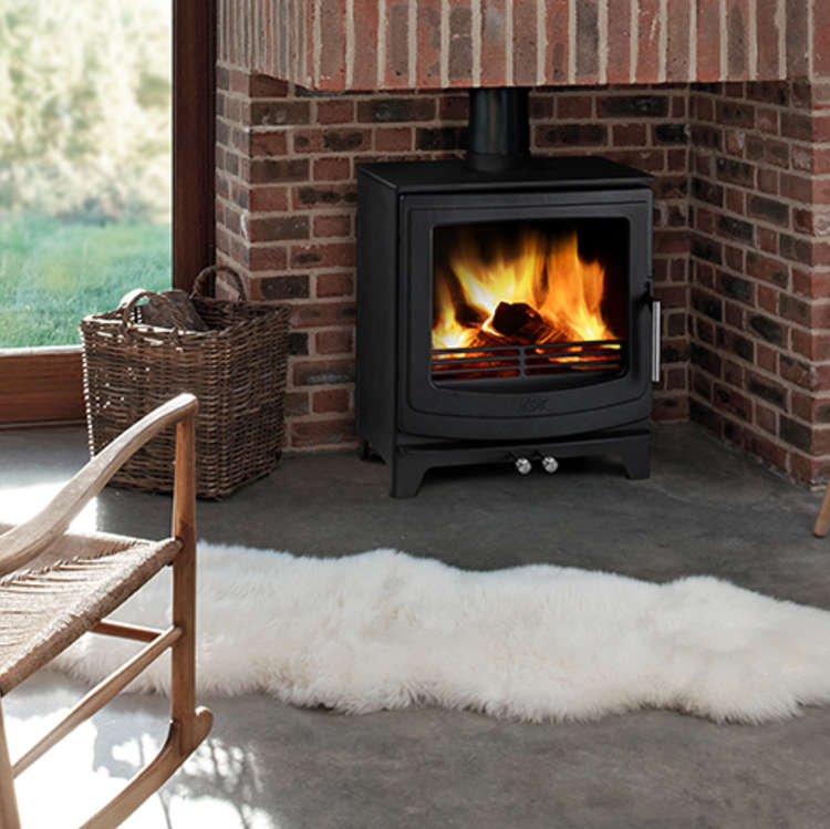 Click to read more about the AGA Ellesmere EC5W Stove