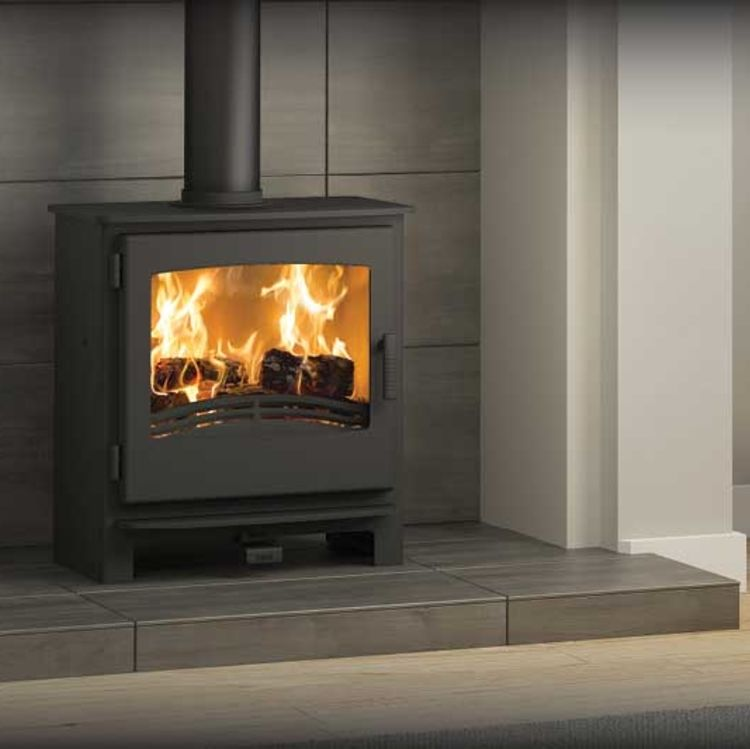 Broseley Desire 5 Widescreen Multifuel Stove