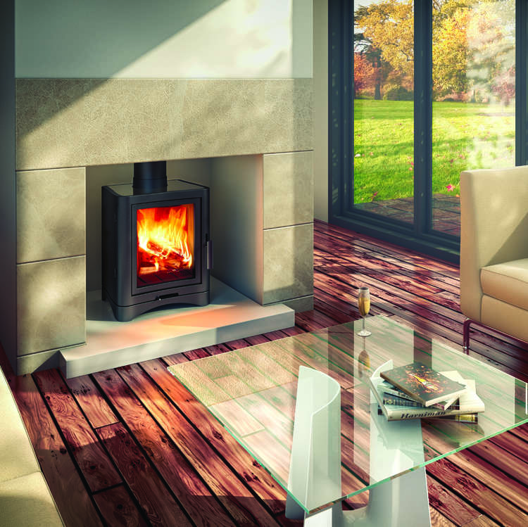 Click to read more about the Broseley eVolution 5 deluxe stove