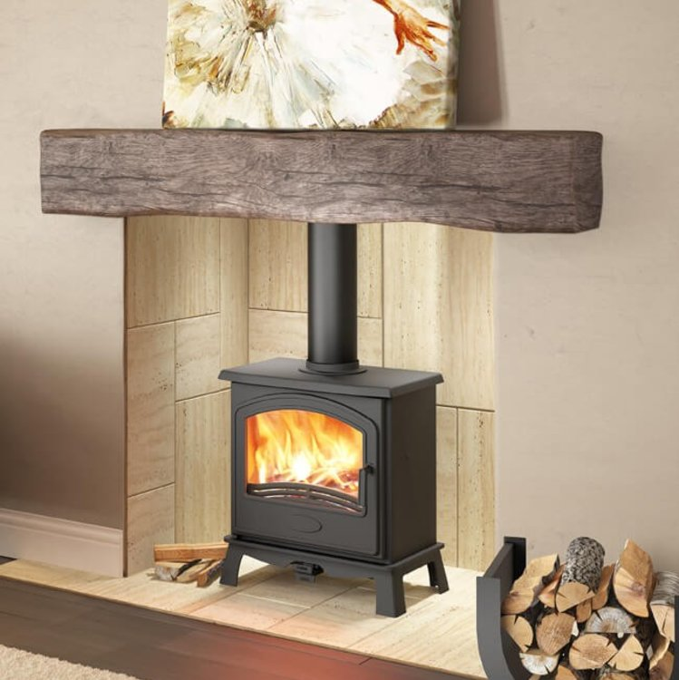 Click to read more about the Broseley Hereford 7 SE stove