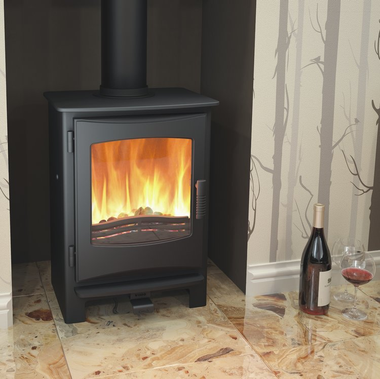 Broseley Ignite 5 multifuel stove