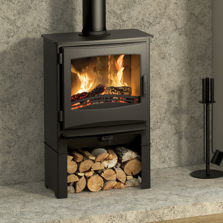 Broseley Ignite 5 Widescreen Multifuel Stove