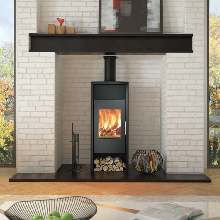 Broseley Phoenix 8 woodburning stove