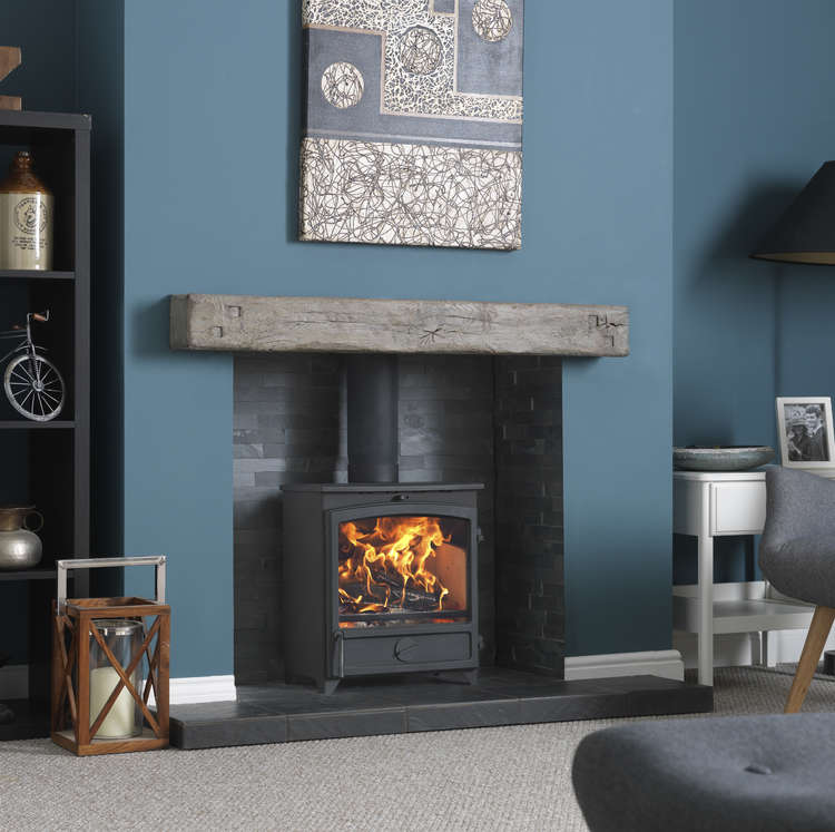 Charlton and Jenrick Go Eco 5kW Wide Stove