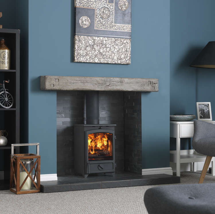 Charlton and Jenrick Go Eco Plus 5kW Stove