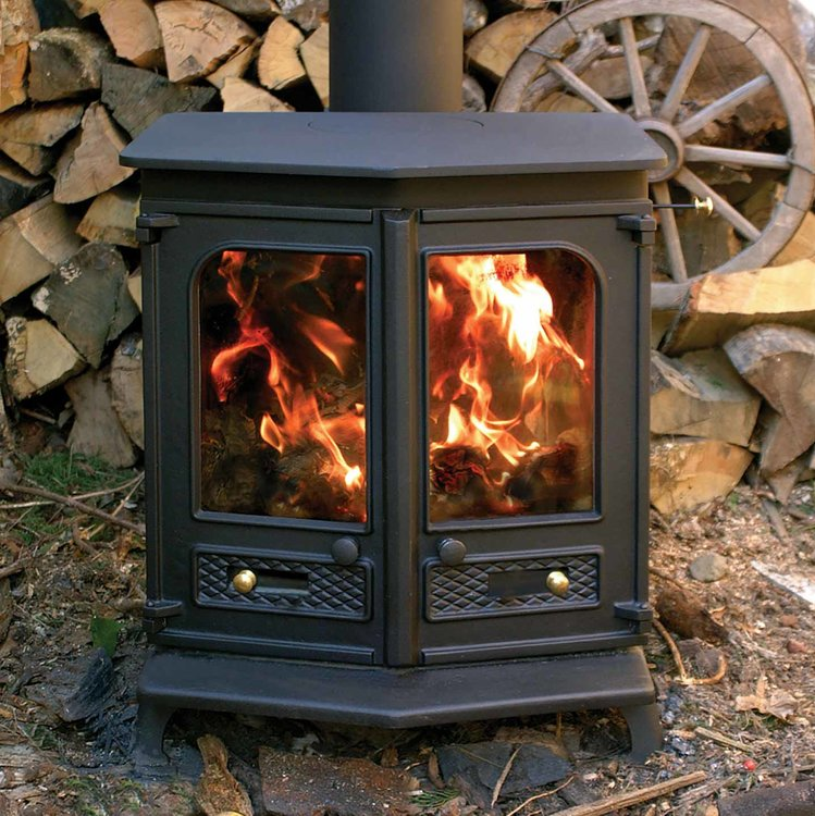 Click to read more about the Charnwood Country 8 stove