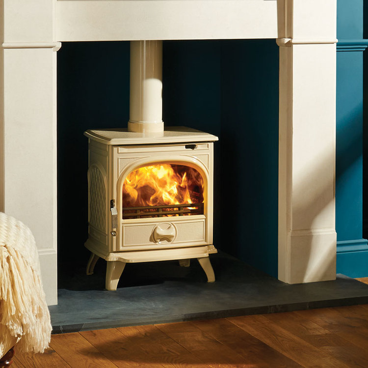 Click to read more about the Dovre 250 MFR multifuel stove