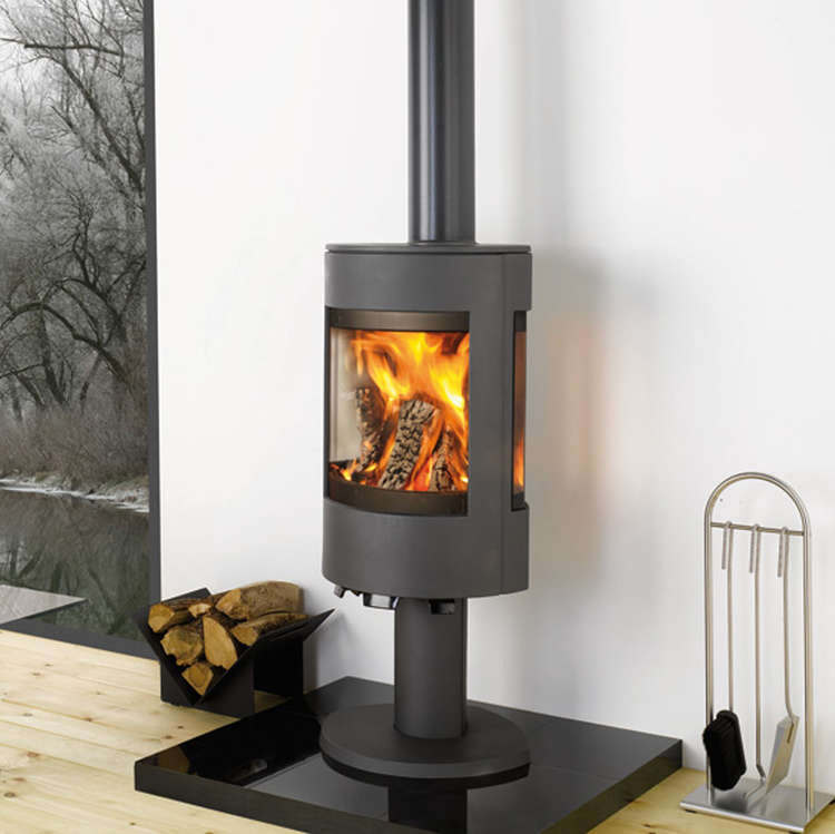 Click to read more about the Dovre Astroline 3CB multifuel stove