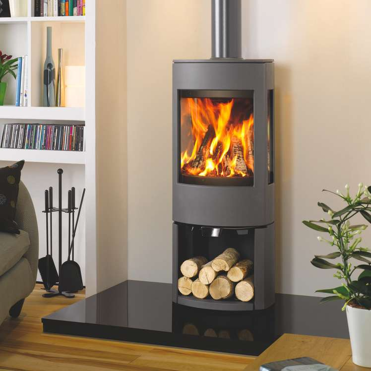 Click to read more about the Dovre Astroline 4CB woodburning stove
